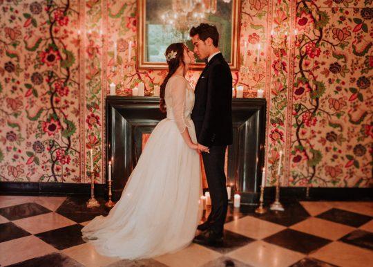 Baile pareja Palacio San Miguel Ercilla Bodas Bilbao