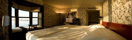 Interior habitación Hotel Embarcadero