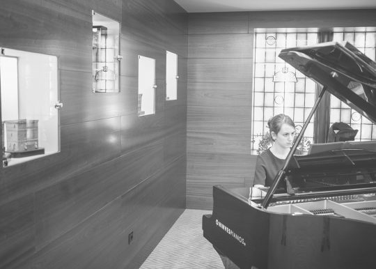 Piano Lobby Hotel Ercilla Bilbao