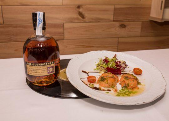 Gastronomía de calidad Bodas Ercilla Bilbao