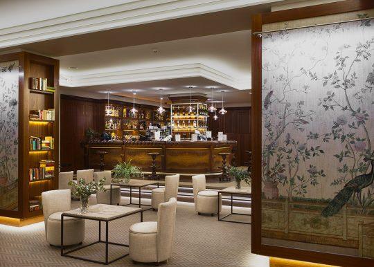 Lobby Hotel Ercilla Bilbao