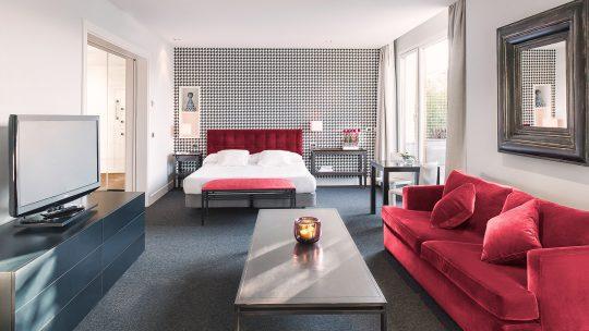 Suite Penthouse Hotel Ercilla Bilbao