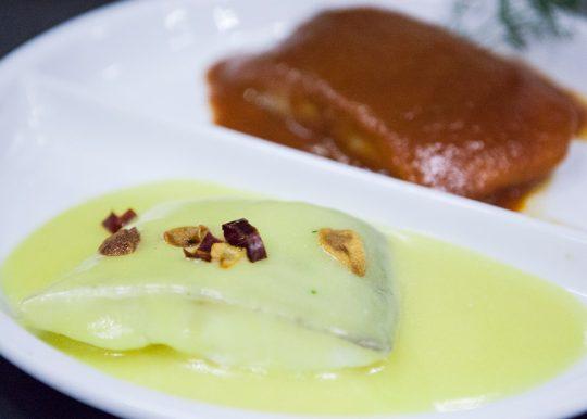 Gastronomía de calidad Hotel López de Haro