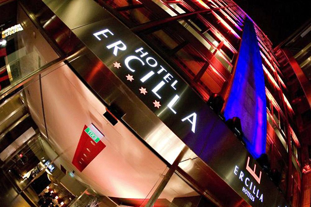 Bodas y eventos Hotel Ercilla Bilbao