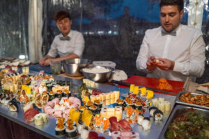 sushi-corner-boda-hotel-embarcadero