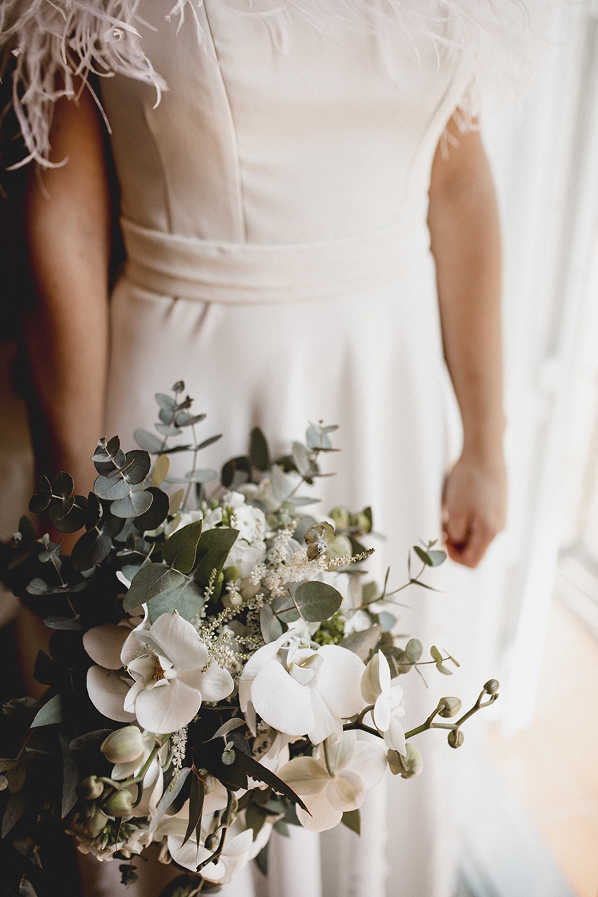 ramos de flores de novia 2020