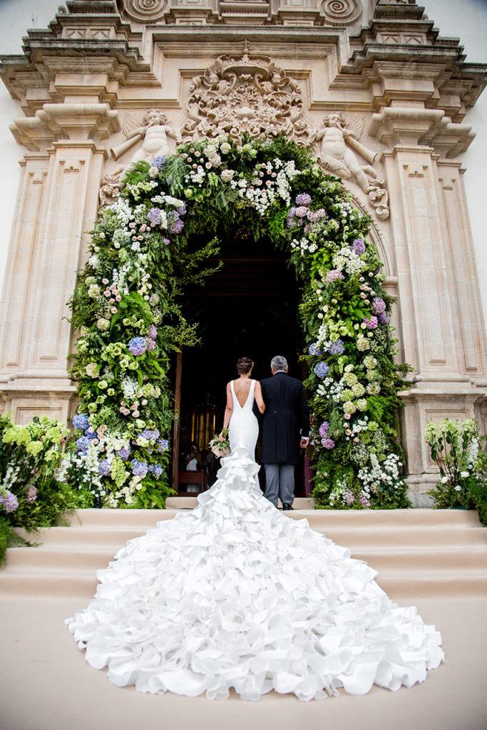 Estructuras bodas 2020