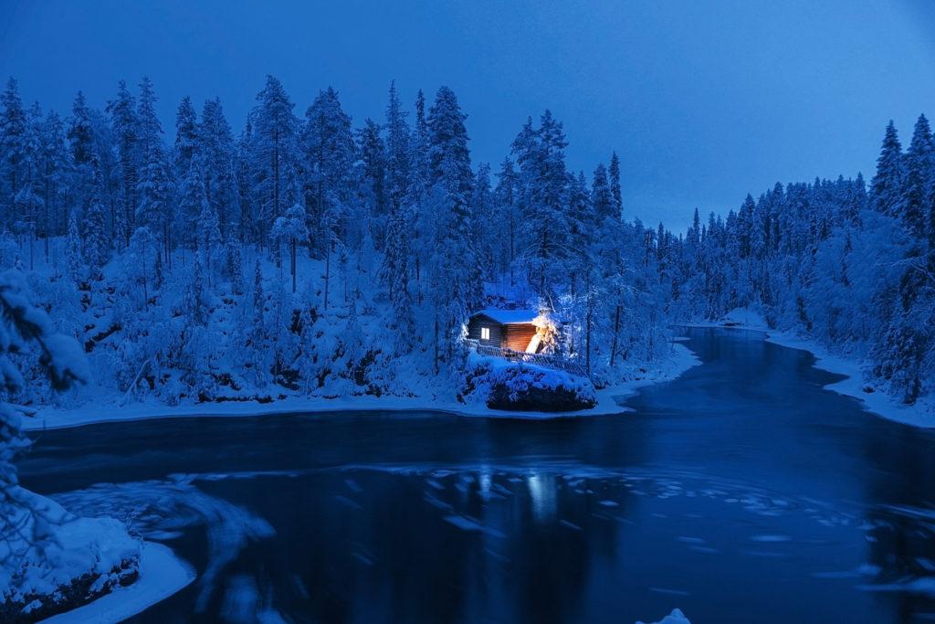 finlandia luna de miel