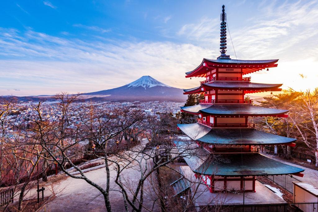 japon luna de miel