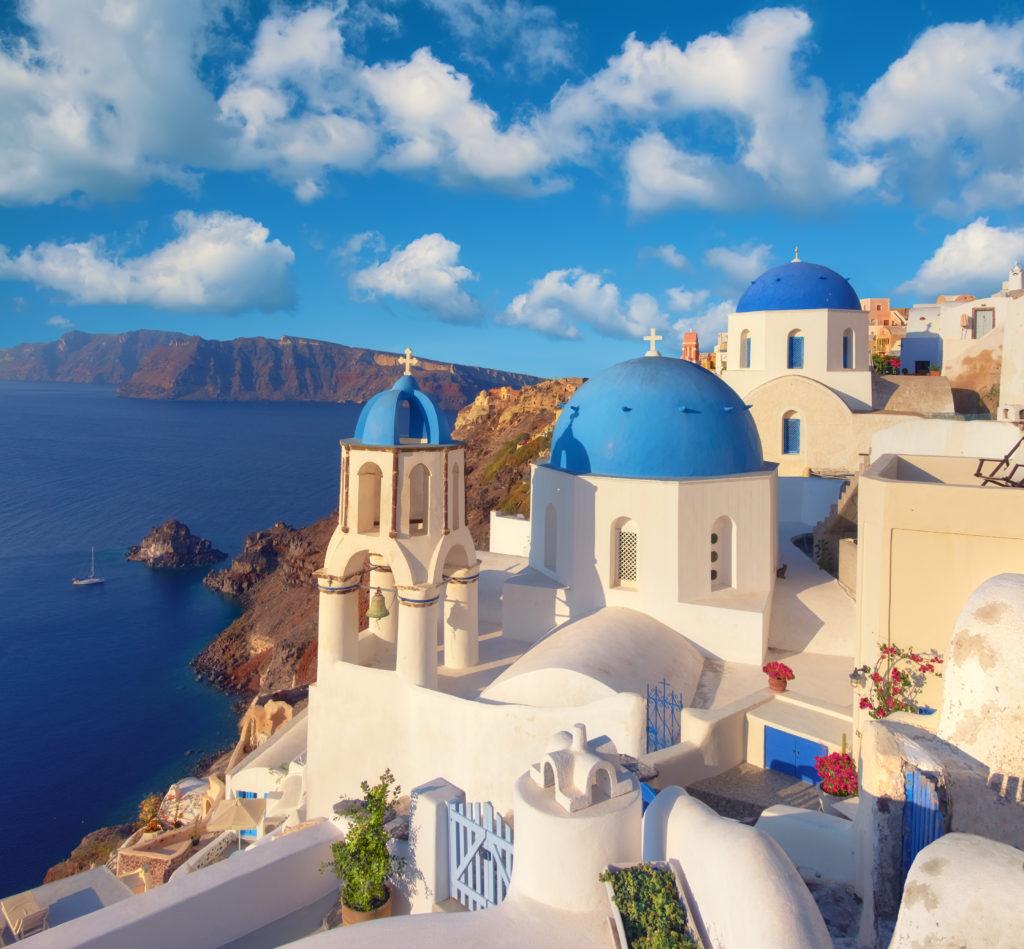 Oia santorini grecia luna de miel