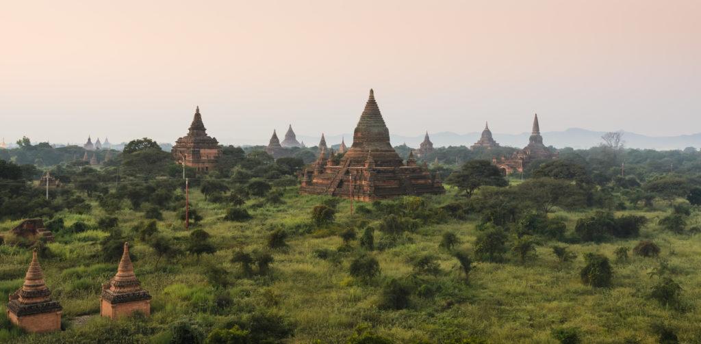 Myanmar Birmania luna de miel