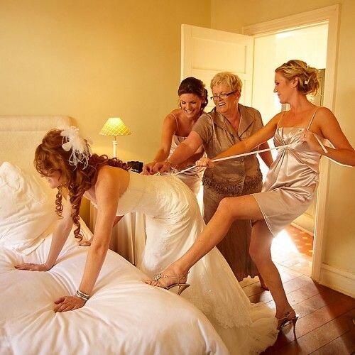 preparación novia boda