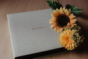album novios flores